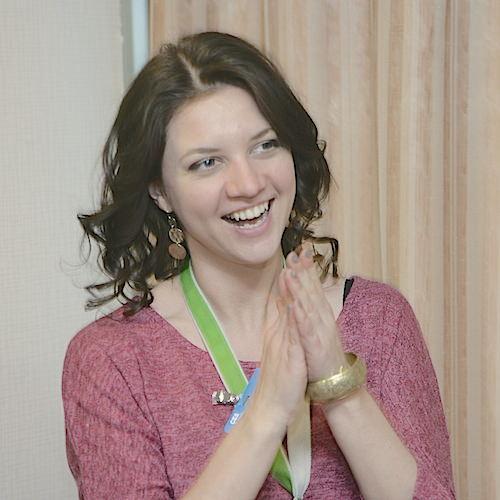Александра Серопегина