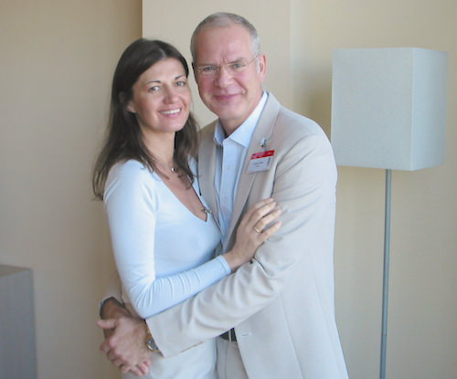 Anna & Mark Johansen