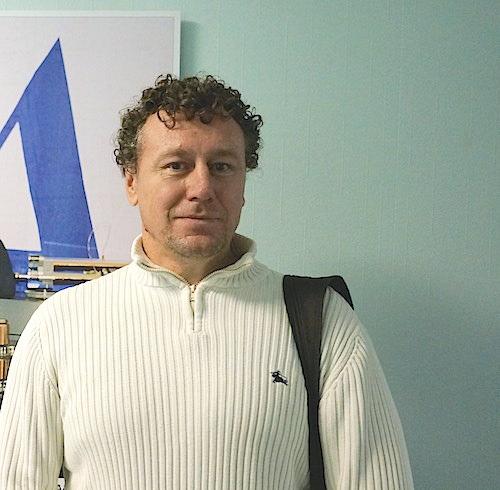 Дмитрий Буринович
