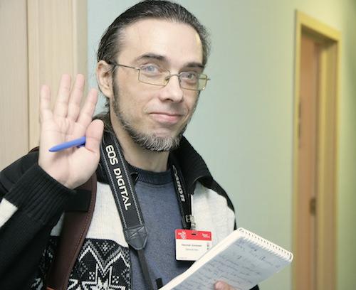 Николай Баландин