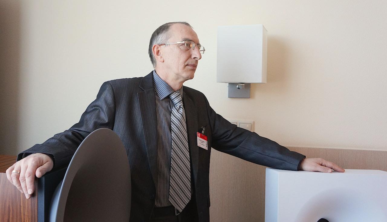 Сергей Клобуков