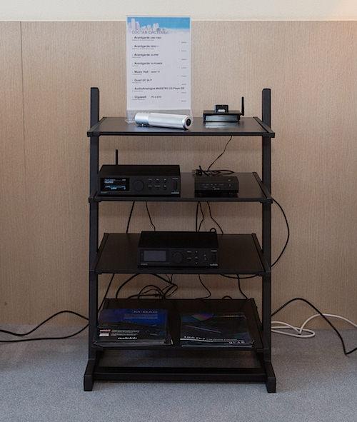 Сетевая и звуковая лаборатория