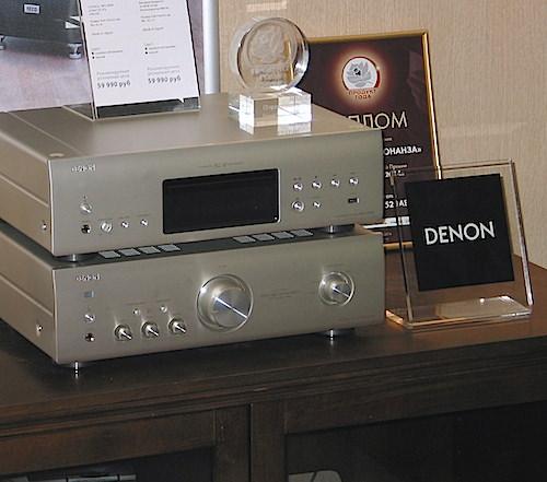 Hi-Fi стереосистема от Denon. Только добавь АС