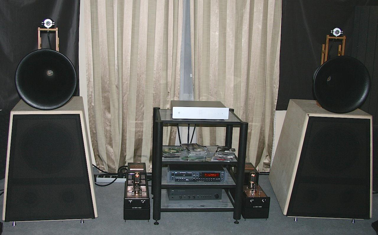 KSL Audio Harmony: рупор и продлевающий супертвитер