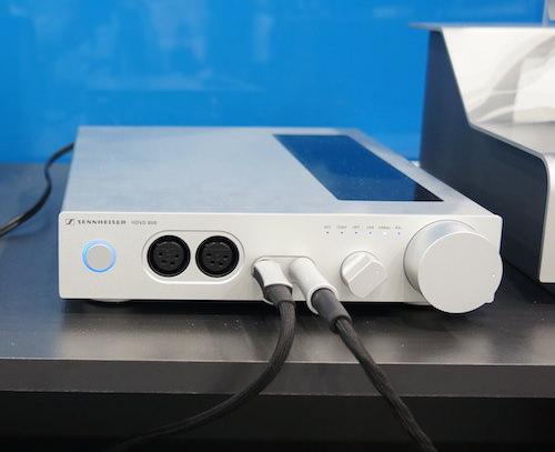 Senheiser HDVA 600: симметричный усилитель для наушников